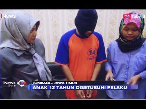 BEJAT! Guru SD di Jombang Ditangkap Setubuhi Siswinya - iNews Sore 28/03
