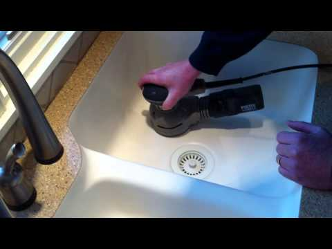 Video: Repairing an Acrylic Solid Surface Sink