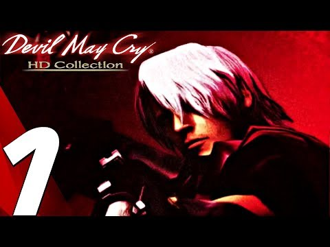 Gameplay de Devil May Cry HD Collection