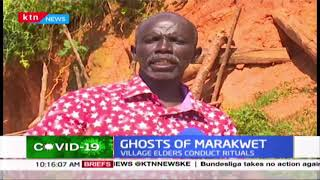 Ghost in Marakwet: Village elders conduct rituals to appease the spirits of the missing kin