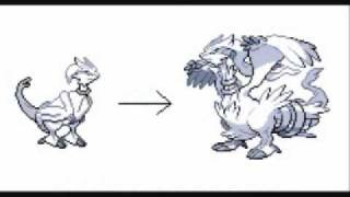 Pre-Evolution Of Reshiram, Resioflare (FAN-MADE!!!)