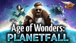 Age of Wonders Planetfall - Новая пошаговая стратегия