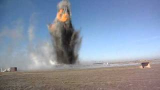 Oil well accident (Kazakhstan). Авария на нефтяной скважине