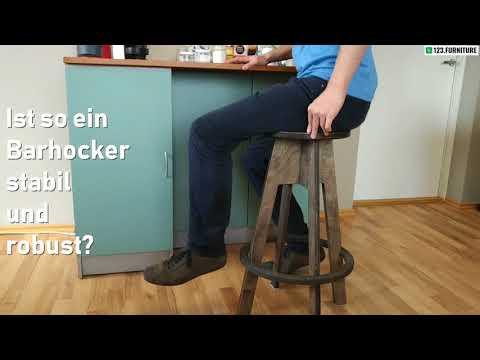 Barhocker aus Holz - Verkauf von Barhockern aus Holz