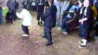 DJ Quik and WC Crip and Blood Walkin