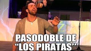 """😲 Pasodoble """"Con Permiso Buenas Tardes"""" """"Los Piratas"""" Zoleta Y Guille (con Letra) Algeciras"""