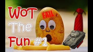 WoT The Fun #1 + vyhlášení vítězů soutěže 15k subs | World of Tanks Fails & Lols