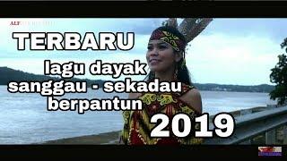 Lagu Dayak Terbaru 2019 Sanggau Sekadau Berpantun (official Video Music)