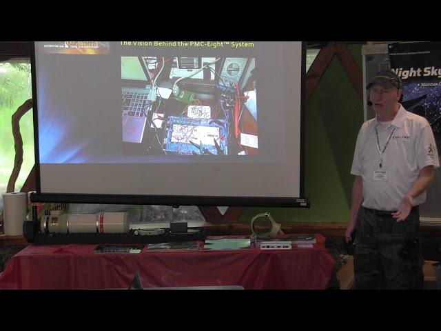 Explore Scientific iEXOS-100 Equatorial Mount with PMC-Eight GoTo - ES-iEXOS-100