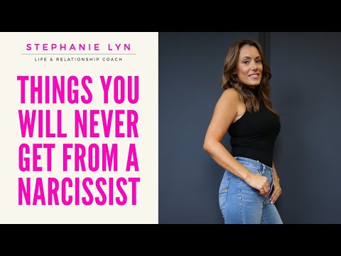 What You Will NEVER Get from a Narcissist!