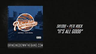 "Skyzoo & Pete Rock   ""It's All Good"" (Audio 