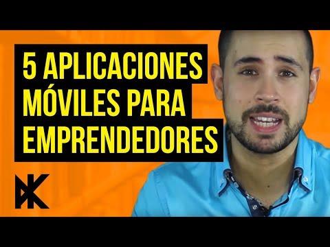 5 aplicaciones móviles para emprendedores. Con: Alex Kei
