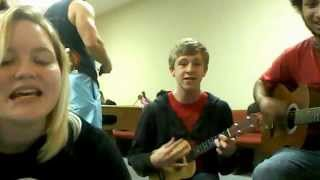 Give it All Away -Aaron Shust cover.