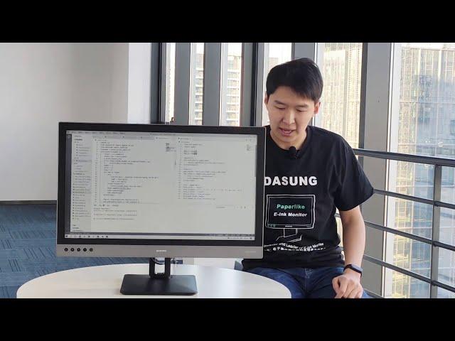 Dasung выпустила монитор Paperlike 253 на электронных чернилах, который не утомляет глаза