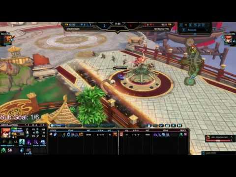 Smite: Duel Tournament!   B tier and below   Ra vs Scylla   Quarter Finals
