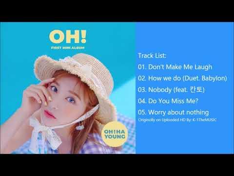 [FULL ALBUM] OH HAYOUNG (오하영) - OH!