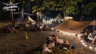 11/3 Awesome Camp & Glamping