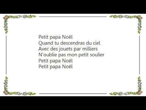 Boney M. - Petit Papa Noël Lyrics