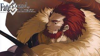 Iskandar  - (Fate/Grand Order) - Fate/Grand Order - Character Spotlight: Iskandar