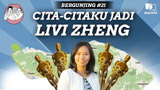 Bergunjing: Cita-citaku Jadi Livi Zheng