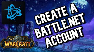 HOW TO CREATE A BATTLE.NET ACCOUNT