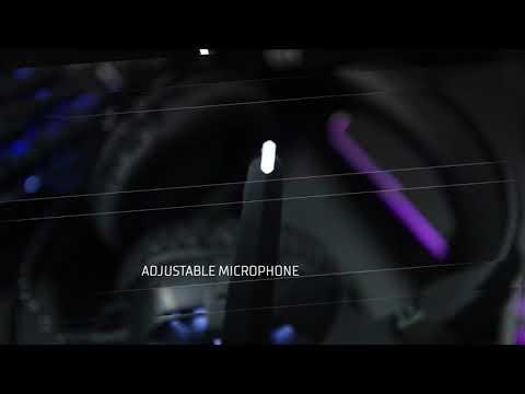 Žaidimų ausinės su mikrofonu Modecom Volcano Shield MC-849 kaina ir informacija | Ausinės, mikrofonai | pigu.lt