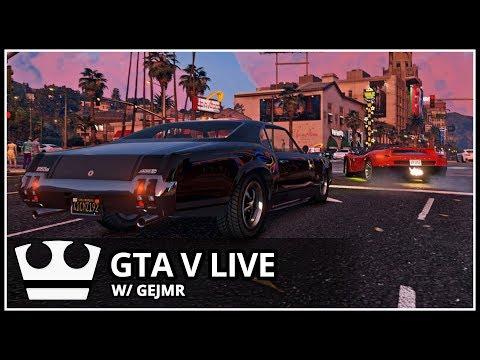 Jirka a GEJMR  hraje - GTA V Online - Prázdniny jsou tady! [ LIVE ]