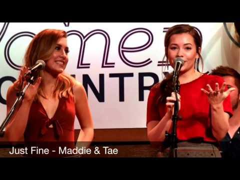 Maddie & Tae - Just Fine
