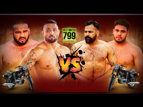 799 Best Match | Bhunder Vs Burj Hari Singh | Kamalpura (Ludhiana) Kabaddi Tournament 31 Jan 2016