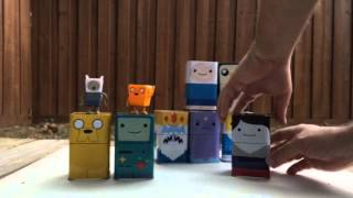 Adventure Time Mystery Minis By Funko