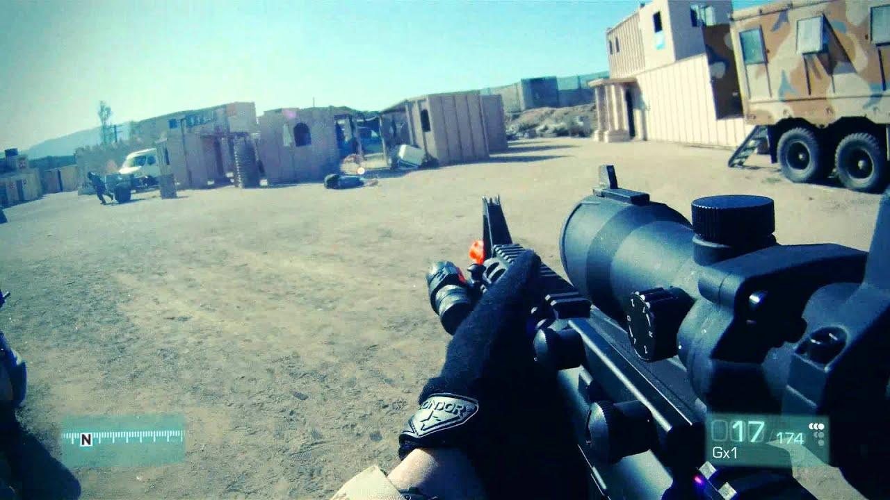 Fake Guns Make For Great Battlefield 3 Movies