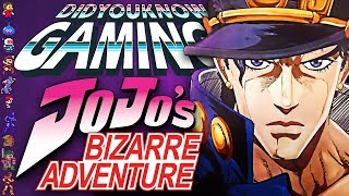 Anime Games: JoJo