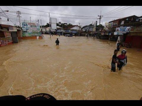 Banjir di Samarinda Capai 2 Meter, Warga Akhirnya Dievakuasi