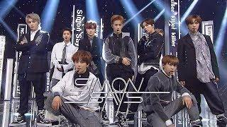 NCT 127(엔시티127) - Simon Says @인기가요 Inkigayo 20181125