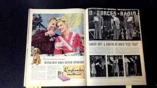 Life Magazine - March 12, 1945 - Video Tour