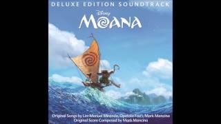 Disney's Moana - 36 - Hand of a God (Score)