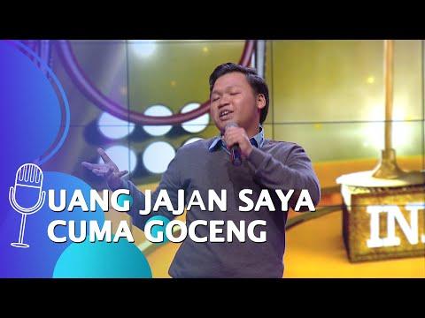 stand up rahmet soal orangtua bangkrut raditya dika keren banget gokil - suci