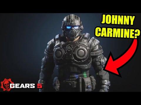 COMO CONSEGUIR A JOHNNY COG GEAR EN GEARS 5!! - EL NUEVO CARMINE?