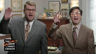 Ken Jeong & James Corden Started Out Doing Bad Commercials