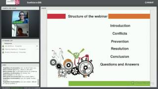 Conflicts in European voluntary service - webinar