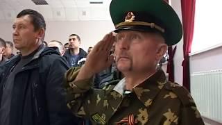 Пограничники Чувашской Республики отпраздновали 100 летие Вадима Матросова