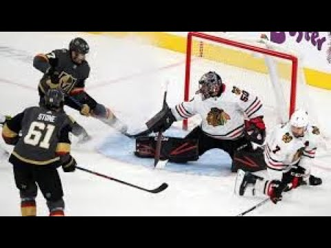 NHL Playoffs Chicago Blackhawks vs Vegas Golden Knights Free Prediction l Thursday 8-13-2020