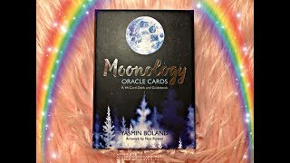 ❤️Happy Lunar Chinese New Year! 🌜Messages from the Moonology Oracle cards🌛
