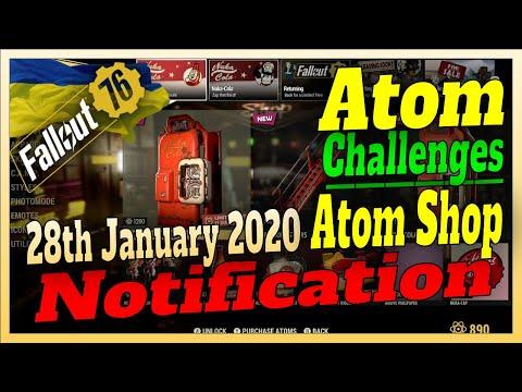 Fallout 76 Atoms Shop offers more Nuka Cola Items and a New Bundle! The Nuka-Cola Secret Door Bundle