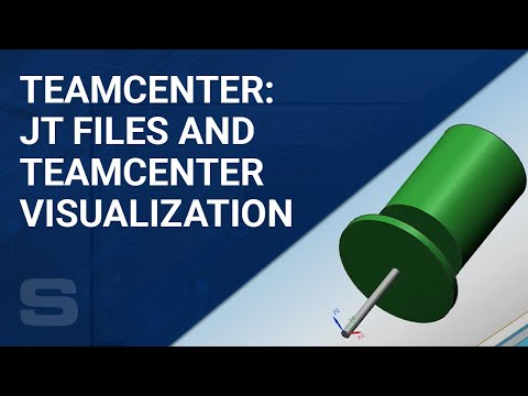 JT Files and Teamcenter Visualization - YouTube