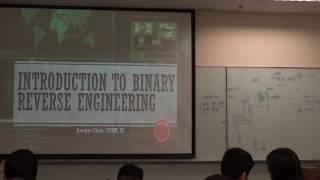 CTF Training Session on Binary Reverse Enigineering_part 7