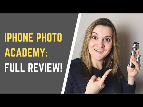 iPHONE PHOTO ACADEMY REVIEW: Best iPhone Photography Course?