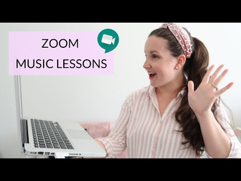 FUN MUSIC ACTIVITIES TO DO ON ZOOM | Distance Learning Ideas for Elementary Music