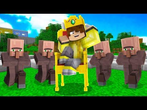 Ismetrg Şehrİn BaŞkani Oldu 😱 Minecraft