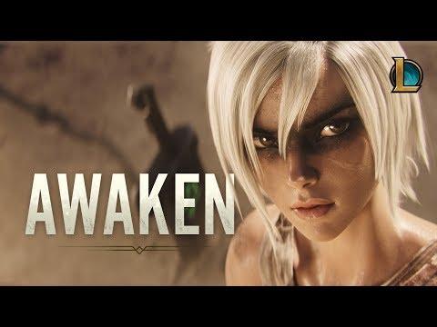 Éveillez-vous (avec Valerie Broussard) | Cinématique de League of Legends – Saison 2019